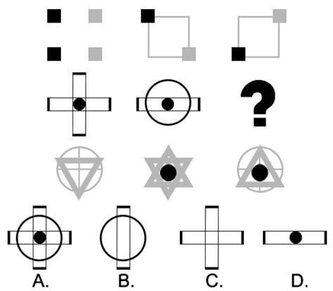 Test Logica Figure by Test Psicometrico Delle Figure Test E Questionari