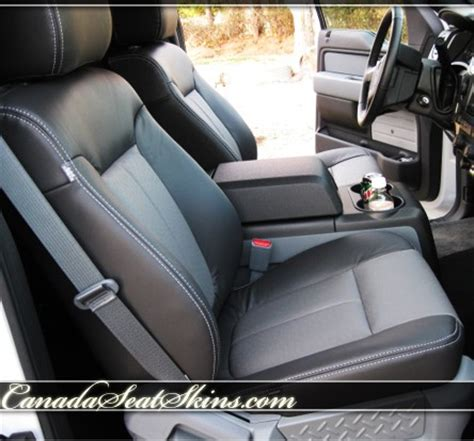 2011  2016 Ford F250, F350, F450, F550 Leather Upholstery