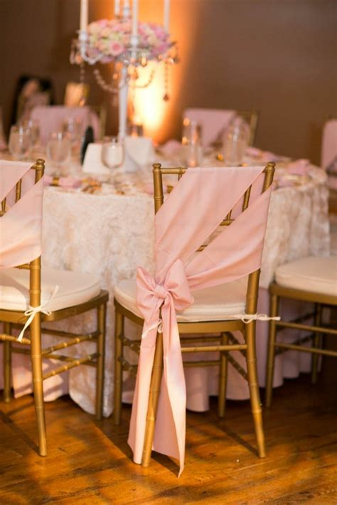 housse de chaises mariage mariage chic and composition on