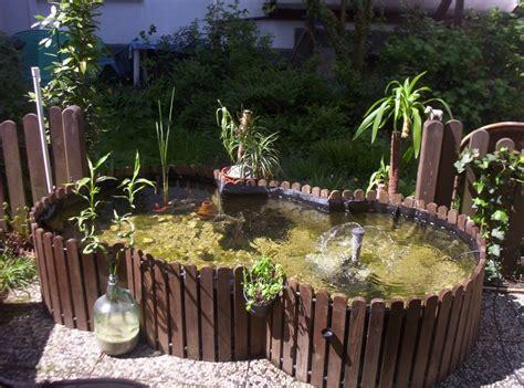 Gartenteich Mit Terrasse by Terrasse Balkon Mein Gartenteich Mein Gartenteich