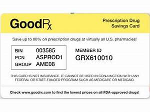 5 Best Prescrip... Goodrx