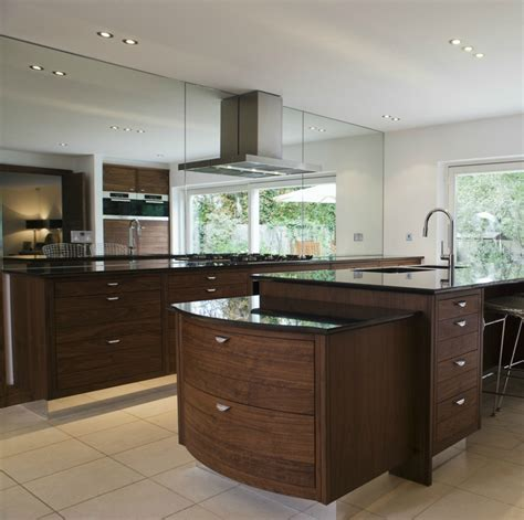 two tier kitchen island stylish kitchen with two tier kitchen island homesfeed 6432