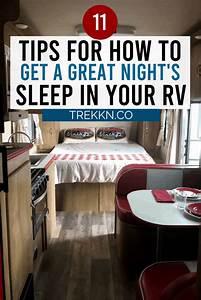11, Rv, Sleep, Tips, Get, A, Great, Night, U0026, 39, S, Sleep, While, You