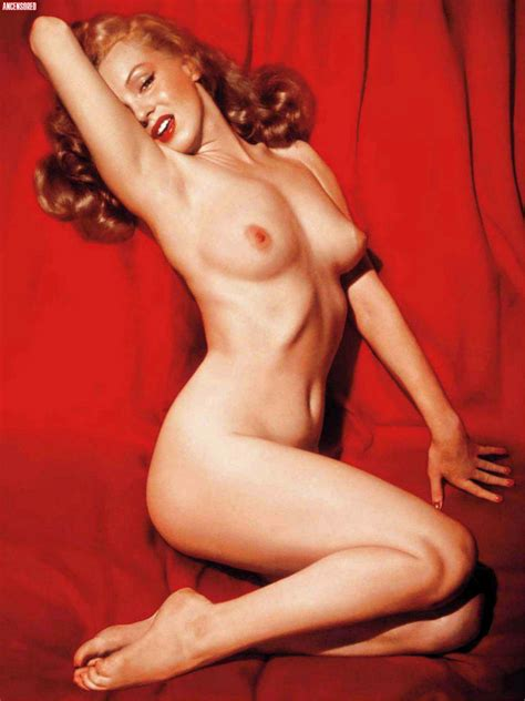 Marilyn Monroe Nude Pics Page