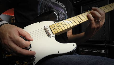 Monthly guitar riff video challenge … the July edition