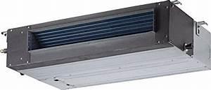 Pioneer Concealed Duct Mini Split Inverter Air Conditioner
