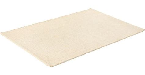 gilmore tapis tiss 233 plat en coton 60x90 habitat