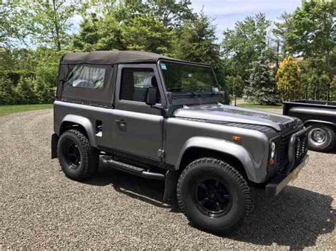 old land rover defender for sale classic land rover for sale on classiccars com 86 available