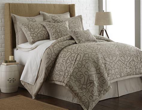 8 piece jacquard comforter set king