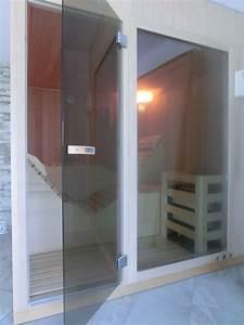 sauna schaller niedrig energie sauna aus sudtirol With französischer balkon mit finnische sauna für den garten