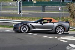 Corvette C7 Cabriolet : chevrolet corvette c7 z06 convertible 16 april 2015 autogespot ~ Medecine-chirurgie-esthetiques.com Avis de Voitures
