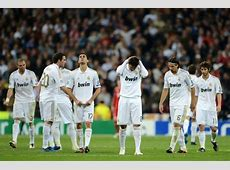 Champions League SF draw Real will be wary of poor record