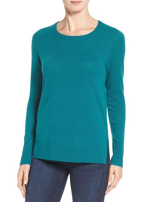 halogen sweaters halogen halogen crewneck lightweight sweater