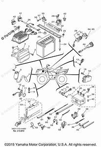 Yamaha Atv 2009 Oem Parts Diagram For Electrical