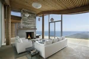 bioarchitettura natura primordiale in una casa design
