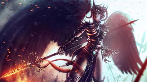 fantasy sword warrior wallpapers hd wallpapers id