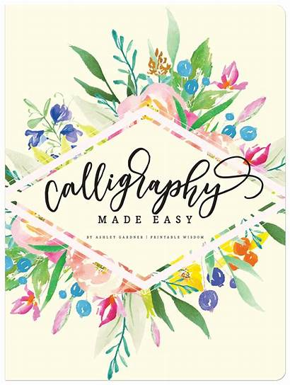 Calligraphy Easy Project Sketchbooks Piccadillyinc Piccadilly