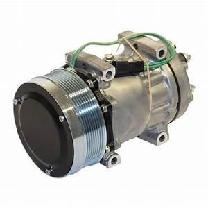 7h15 Sanden Auto Ac Compressor  Car Ac Compressor   U0911 U091f U094b  U090f U0938 U0940  U0915 U0902 U092a U094d U0930 U0947 U0938 U0930