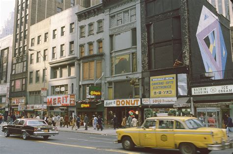 A Dutch Sailor's Photos Of The New York Of 1979