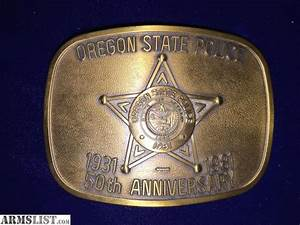ARMSLIST - For Sale: Oregon State Police 50th Anniversary ...