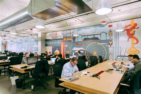 bureau union coworking office space in seattle wework south lake union