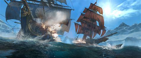 assassin s creed rogue the morrigan ship screenshot