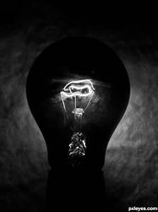Dark Matter picture, by kyricom for: light bulbs ...