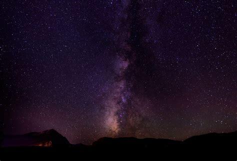 Images Gratuites La Nature Ciel Nuit étoile Voie