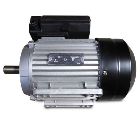 Big Electric Motor by Electrical Motor Single Phase 240v 2 2kw 3hp 2850rpm Shaft