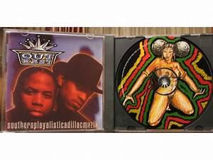 Outkast – Southernplayalisticadillacmuzik CD