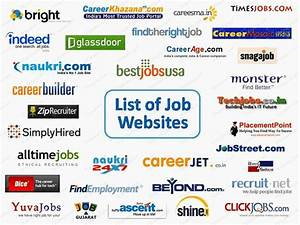 job search engines With employment search engines