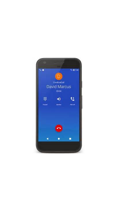 Call Android Custom App Ios Voip Github
