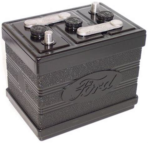 batterie ford ford classic car scrip battery