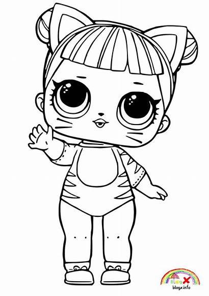 Cat Lol Coloring Costume Blogx