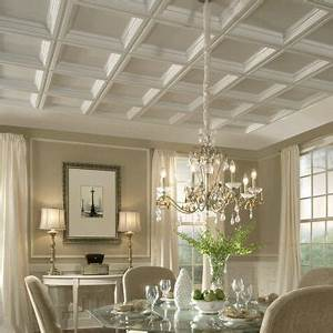Coffered Ceiling Ceilings Armstrong Residential