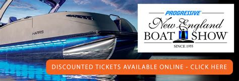 Boat Show Discount Tickets by 2018 Boston Boat Show Visit Harris Pontoon Boats