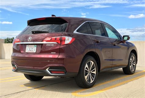 acura minivan 2017 acura rdx test drive review autonation drive