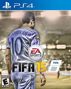 Landon Donovan FIFA 15 PS4 Cover by L-S-Graphics on DeviantArt