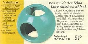 Was Hilft Gegen Kalk In Der Waschmaschine : hokus pokus magnetibus unser t glich spam ~ Markanthonyermac.com Haus und Dekorationen