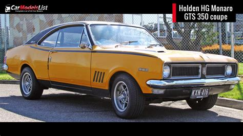 Holden Car : Full List Of Holden Car Models