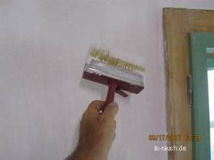Kalkfarbe Streichen Anleitung : kalkfarben herstellen und streichen ~ Lizthompson.info Haus und Dekorationen