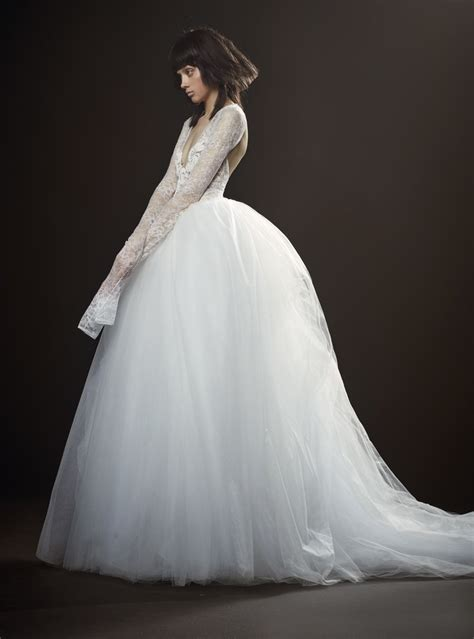Vera Wang Bridal And Wedding Dress Collection Spring 2018