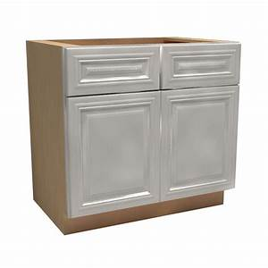 home decorators collection coventry assembled 33x345x24 With home depot white kitchen cabinets 2
