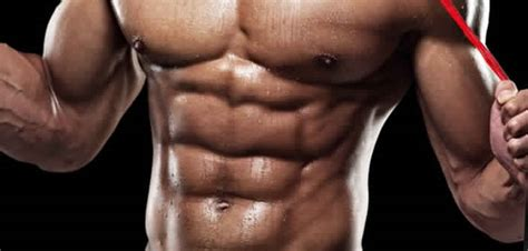 pack abs   crowning glory   impressive