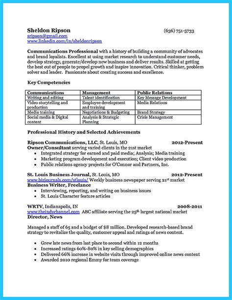 Corporate Resume by Resume For Second