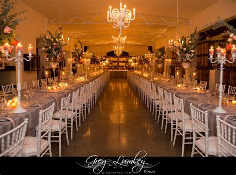 incredible wedding receptions by molenvliet winery in cape