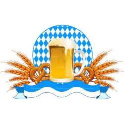 Oktoberfest Beer Clip Art Banner
