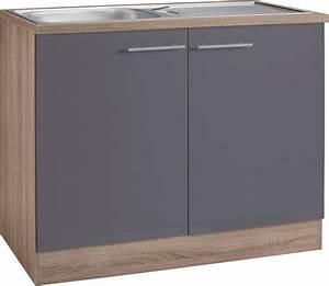 Küchenschrank 35 Cm Breit : sp lenunterschrank 100 cm breit rc55 hitoiro ~ Bigdaddyawards.com Haus und Dekorationen