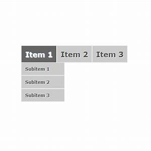 15 Useful jQuery Drop Down Menus Tutorials - GraphicsBeam