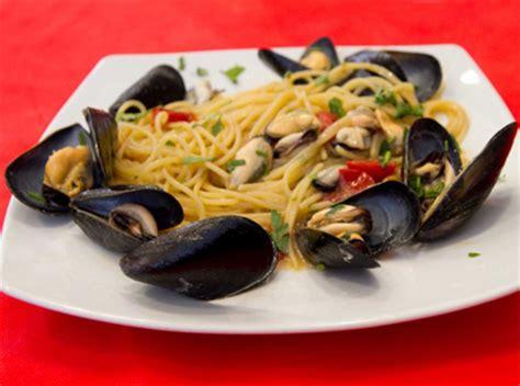 site de cuisine italienne spaghetti aux moules cuisine italienne cuisine italienne